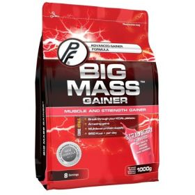 Big Mass™ Gainer, Strawberry 1000g