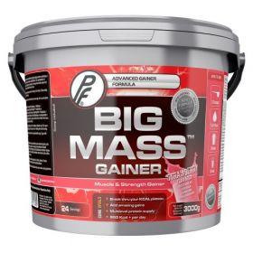Big Mass™ Gainer, Strawberry 3000g