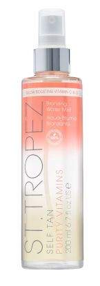 Self Tan Purity Vitamins Bronzing Water Mist 200ml