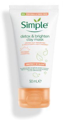 Detox & Brightning Clay Mask 50ml