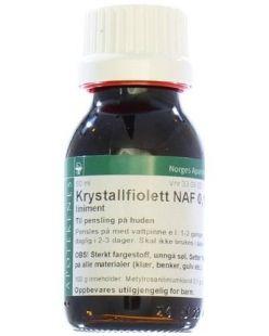 Krystallfiolett NAF lin 0.1%