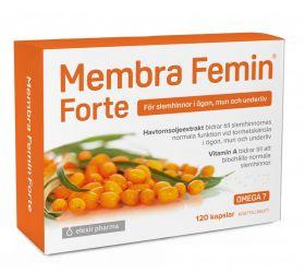 Membra Femin Forte - 120 kapsler