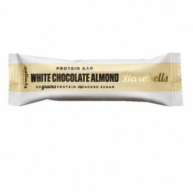 Protein Bar White Chocolate Almond 55g