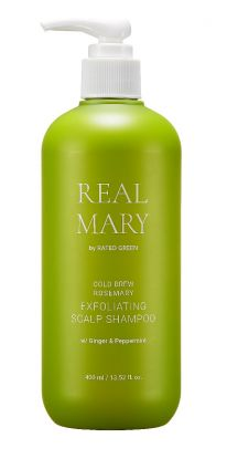 Cold Brew Rosemary Exfoliating Scalp Shampoo 400ml