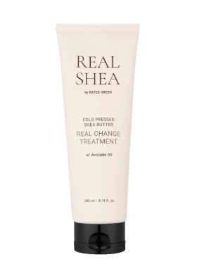 Cold Pressed Shea Butter Real Change Treatment 240ml