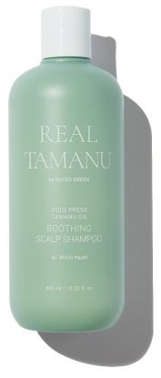 Cold Pressed Tamanu Oil Soothing Scalp Shampoo 400ml