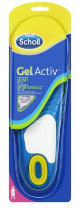 Gel Active Sport såler Kvinne