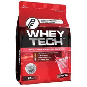 Whey Tech Protein®, Strawberry 1000g